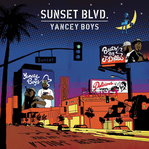 Yancey Boys Sunset Blvd.